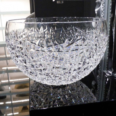 Раковина круглая накладная Moon Over Ice, Glass Design